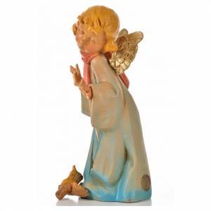 Angeli: Angelo al fuoco Fontanini cm 20.5