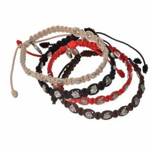 Medjugorje Armbänder: Armband Band und Röschen Medjugorje