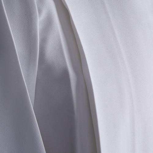 Aube communion fille deux plis s5