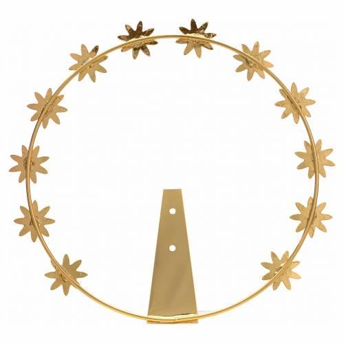 Aureola con stelle 8 punte s2