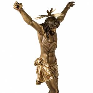 Body of Christ, 160cm in wood paste with extra decorations s10