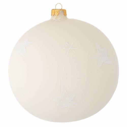 Bola de Navidad San Juan Pablo II vidrio soplado 150 mm s2