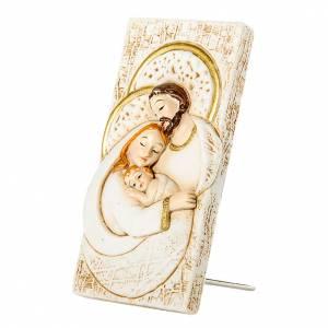 Bomboniere e ricordini: Bomboniera Matrimonio quadretto S. Famiglia 5x10 cm