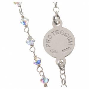Bracelet argent 800 et Swarovski s3