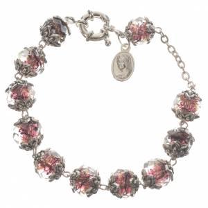Bracelets, dizainiers: Bracelet dizainier Medjugorje cristal