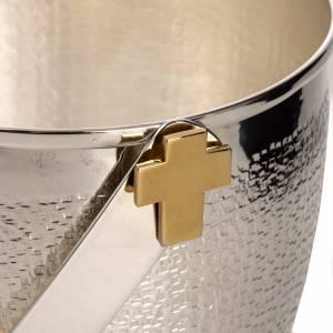 Blessing items: Bucket, Saint Anselm model