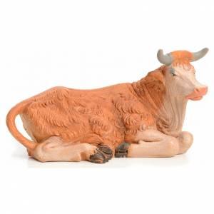 Animales para el pesebre: Buey 9,5 cm Fontanini