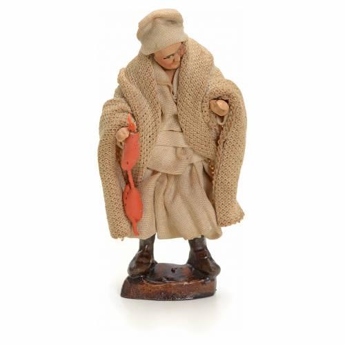 Butcher, 8cm for Neapolitan Nativity s1