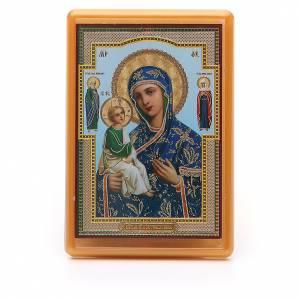 Magneti dei Santi, Madonna, Papa: Calamita plexiglass Russia Jerusalemskaya 10x7