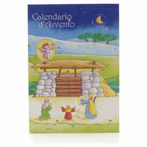 Calendario d'Avvento mini patchwork s1