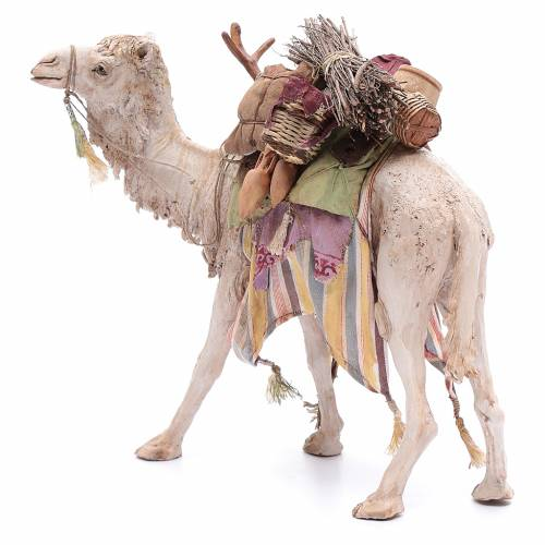 Camello Cargado Belén Angela Tripi 18 cm s2