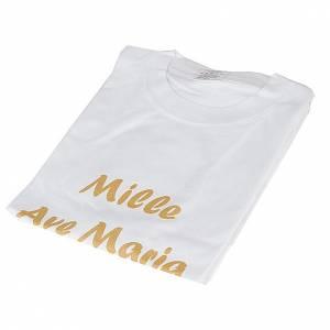 Proyecto Eleonora y Padre Silvano: Camiseta Mil Ave María Proyecto Eleonora