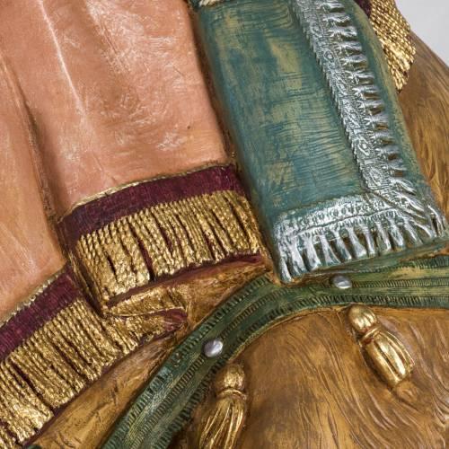 Cammello seduto 125 cm presepe Fontanini s4