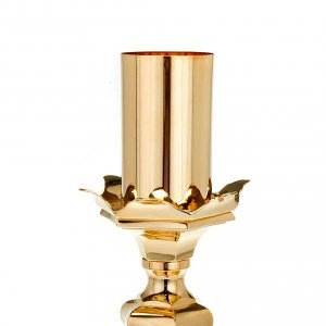 Candle-holder in Baroque style for paschal candle s3