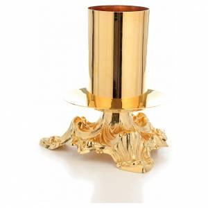 Candlestick for altars, 8cm diameter s2