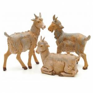 Animali presepe: Caprette cm 12 Fontanini