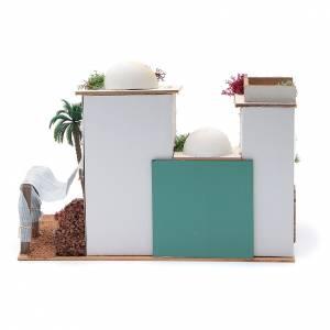 Casa araba con specchio di dimensioni 25x35x20 s4