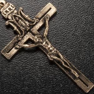 Chapelet Ghirelli grains nacrés Notre-Dame de Fatima 6 mm s4