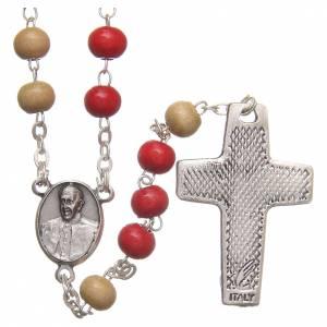 Chapelets en métal: STOCK Chapelet métal Jubilé Miséricorde