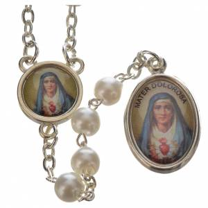 Bracelets, peace chaplets, one-decade rosaries: Chaplet, Our Lady of Sorrows, Medjugorje