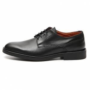 Chaussures cuir véritable de veau noir s1