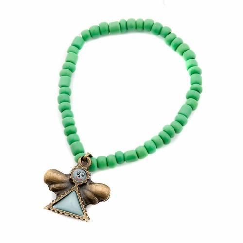 Children bracelet with angel s2