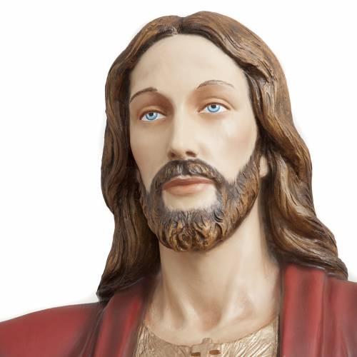 Christ the Redeemer statue in fiberglass 200cm s4