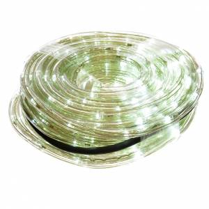 Christmas lights, tube of 15m, ice white, for indoor and outdoor use, programmable s1