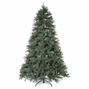Artificial Christmas trees: Christmas tree Feel Real 225 cm, green Downswept Douglad blue