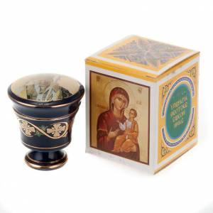 Coffret en céramique avec encens parfumés s4