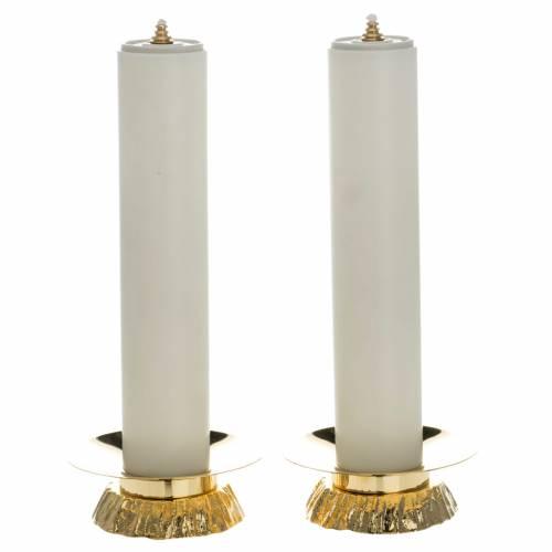 Completo finte candele e candelieri s1