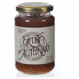 Confitures et marmelades: Confiture Fruits d'Automne 400gr Trappistines Vitorchiano