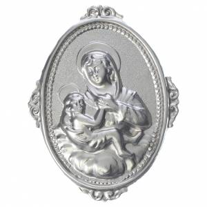 Confraternity Medal, Our Lady of Graces and baby s1