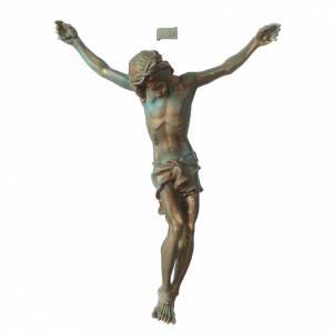 Statue in polvere di marmo di Carrara: Corpo di Cristo in polvere di marmo fin. Bronzo