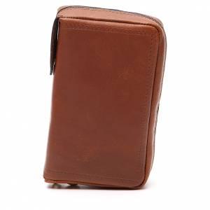 Couverture Lit. Vol. unique cuir brun s1
