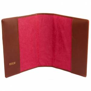 Missal and Benedictional covers: Cow-hide slip-case for Roman Missal