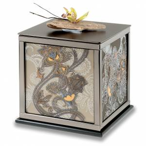 Funeral products: Cremation urn, Jim M. model