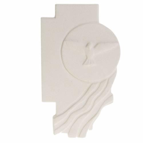 Croce Spirito Santo Cresima argilla refrattaria s1