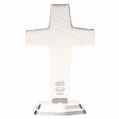 Croix Bon Pasteur de Pape François avec base s2
