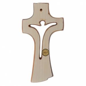 Cross Bethlehem patinated maple wood light colour s2