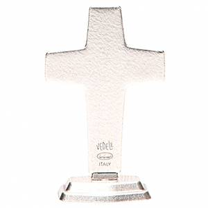 Standing crucifixes: Cross with base, Pope Francis' Good Shepherd