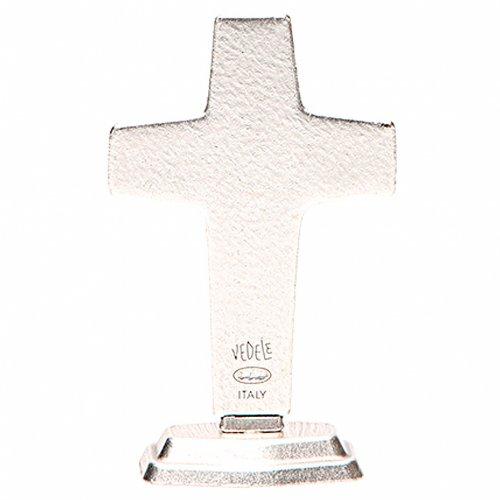Cruz Buen Pastor Papa Francisco con Base s2