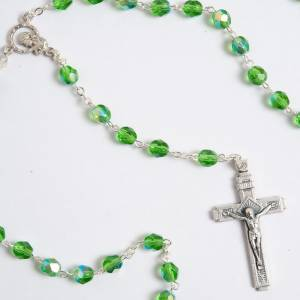 Crystal effect rosary s3