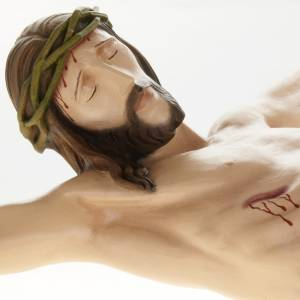 Cuerpo de Cristo  80 cm en fibra de vidrio s7