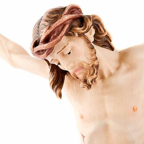 Cuerpo de Cristo pintado s2