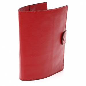 Custodia Bibbia Gerusalemme tascabile rossa s4