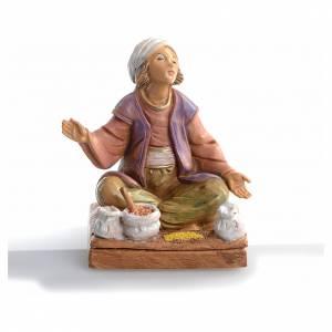 Statue per presepi: Droghiere con spezie 12 cm Fontanini