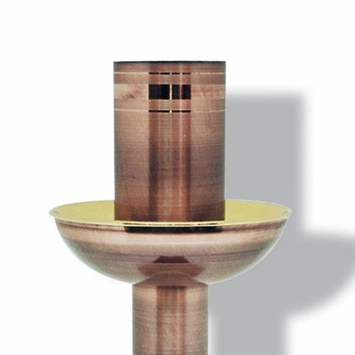 Elegant paschal candle stand s2