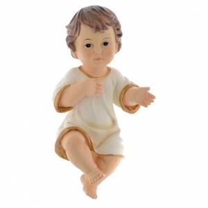 Enfant Jésus en résine 34 cm s1