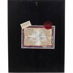Entry into Jerusalem icon, Greece, silkscreen printing 31x24cm s5